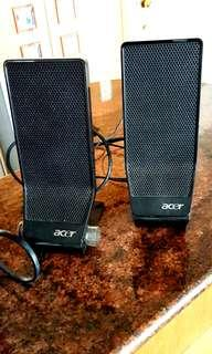 Acer speakers