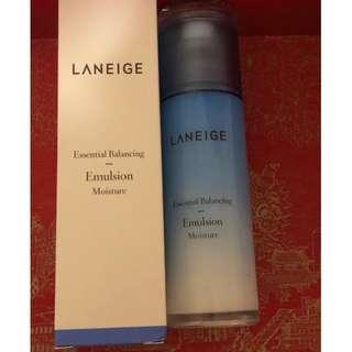 LANEIGE Essential Balancing Emulsion Moisture (120ml 包郵費)