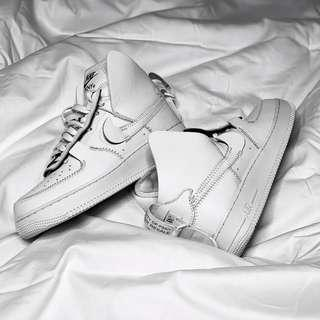 [STEAL] Nike x PSNY Air Force 1 High White