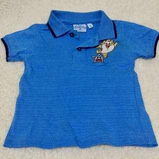 Kaos Baby Polo Shirt Baby Looney Tunes