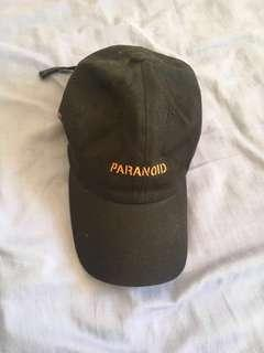 Anti Social Social Club x Undefeated Paranoid Cap