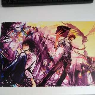 Death Note A3 Poster