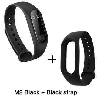 NEW M2 Smart Watch/Sport Watch + FREE 1 EXTRA STRIP