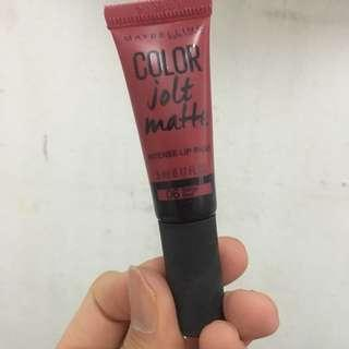 Maybelline lip paint