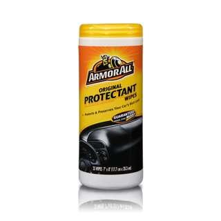 🚚 Armor All Original Protectant  Wipes 25 count
