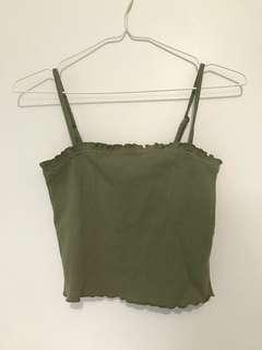 BRAND NEW Frill Cami