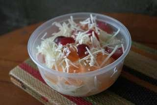 salad buah 400ml