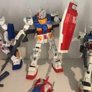 Gundam RX 78-2 Ver.Ka (MG)