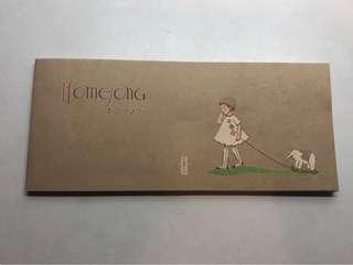 日本女孩memo紙
