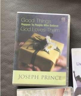 🚚 Joseph Prince CD