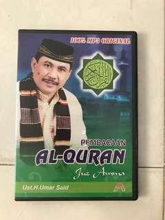 🚚 FREE CD Recitation of Al Quran