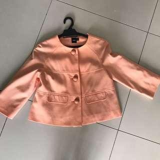 ASOS Orange Boxy Jacket