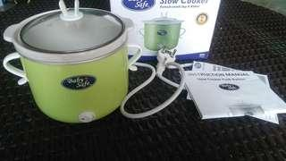 Slow Cooker ( baby safe )