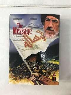 🚚 FREE VCD The Message The Story of Islam