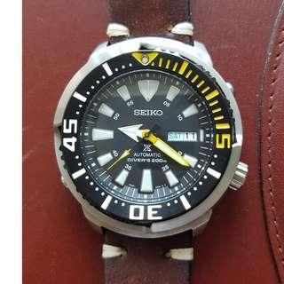 Seiko Yellowfin Baby Tuna (SRP639K)
