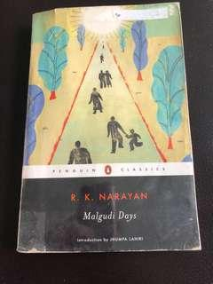 🚚 Malgudi Days RK Narayan
