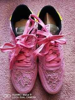 Valentino lace sneaker