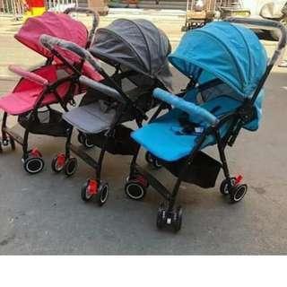 Folding stroller high quality