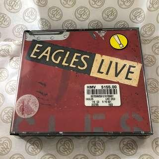 Eagles Live  CD two disc pack