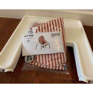 [NEW] IKEA Baby Highchair Tray and Supporting Cushion and Cover