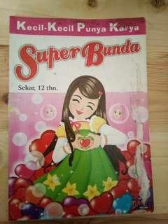 """KKPK """"Super Bunda"""" preloved"""