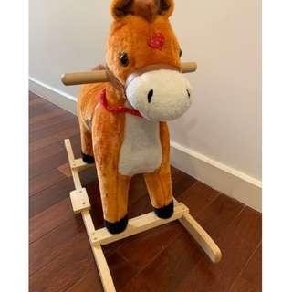Rocking horse for children - CONDITION IS GREAT!