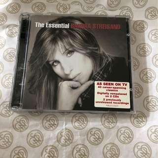 Barbra Streisand - The essential CD disc 2