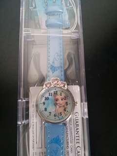 Frozen 雪奇緣 手錶