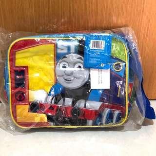 Thomas & Friends Bag sling lunch blue birthday Christmas gift train