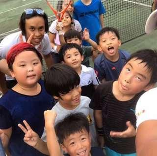 Free Trial Group Tennis Lessons For Kids 5-10 year old. Register Fast!