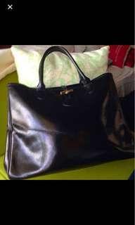 Authentic Longchamp Roseau tote