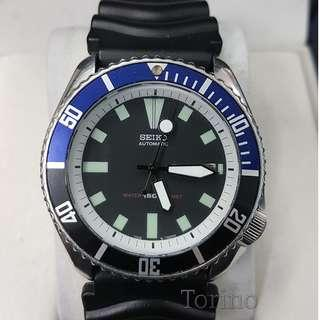 Seiko 7002-7001 Vintage Men's Dive Watch