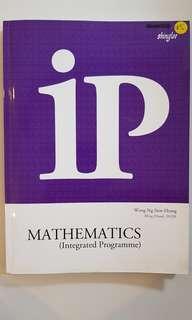 Integrated Programme Mathematics