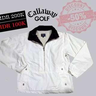 Jual jaket second original golf murah