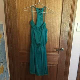 Emerald Green Semi-formal/cocktail Dress