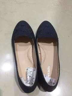 Flas shoes details size 38