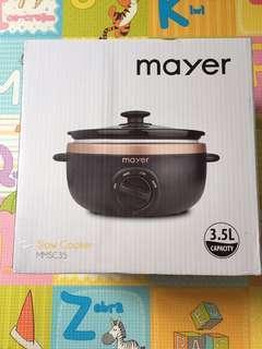 Mayer cooker