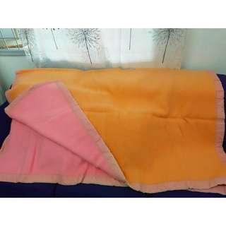 Velvet blanket -  double sided