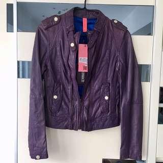 Bauhaus TOUGH Leather Jacket 皮褸 XS size