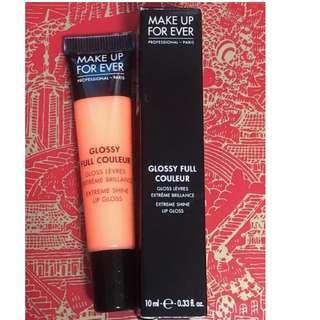 Make Up Fover Glossy Full Couleur lip Gloss #3(包郵費)