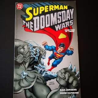 Superman the Doomsday Wars Book Two of Three