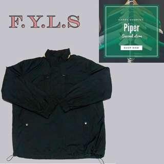 Jaket second original f.l.y.s jaket murah berkualitas