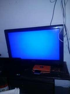 Philip flat screen tv 32inch