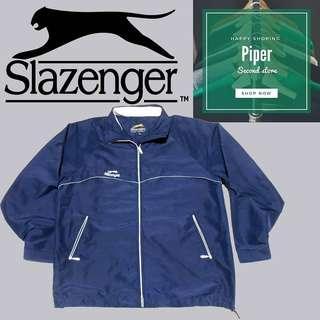 Jaket second branded original slazenger ori