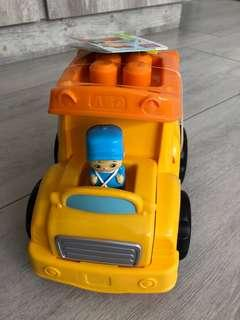 🚚 Toy Car- megabloks