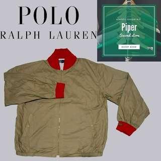Jaket second original branded polo raphl lauren