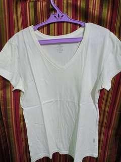 REPRICED! Jockey Plain White Tshirt