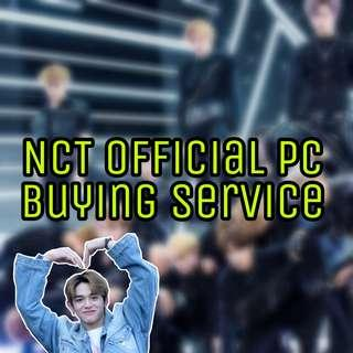 [Rush order] NCT Official photocards