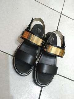 FM美鞋 厚底涼鞋