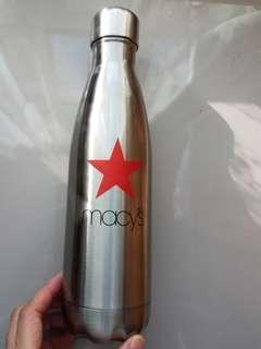 Macy's Water Bottle